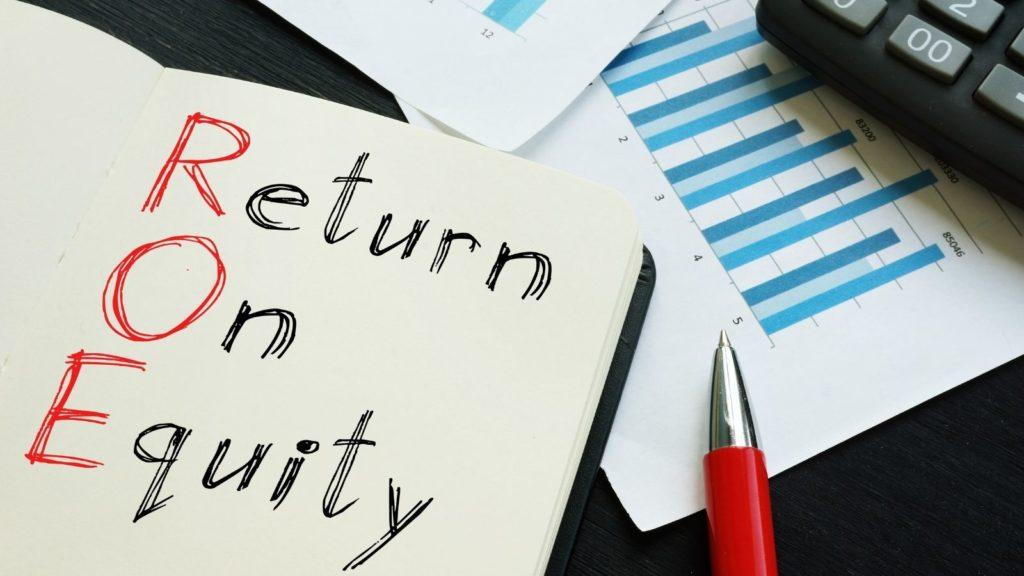 股東權益報酬率(ROE) 巴菲特最愛指標,教你簡單看穿企業實力