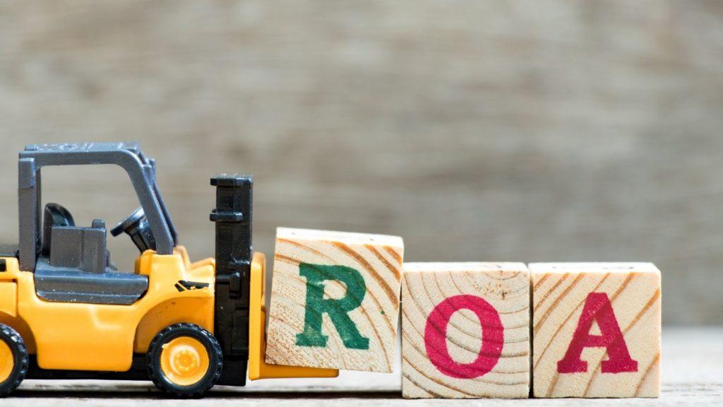 資產報酬率Return On Assets ROA是什麼?